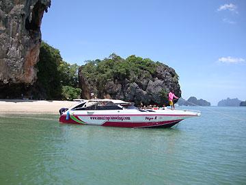 James Bond Island Phang Nga Bay By Speed Boat
